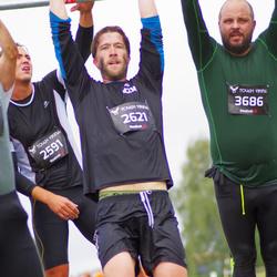 Tough Viking Stockholm - Magnus Sjöstedt (2621), Henrick Luthman (3686)