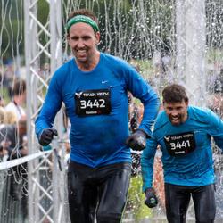 Tough Viking Stockholm - Dennis Johansson (3441), Jerry Nordström (3442)