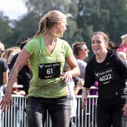 Tough Viking Stockholm - Charlotte Jertel (61), Natasha Casas (4022)