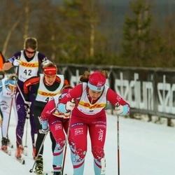 Skiing 30 km - Britta Johansson Norgren (2)