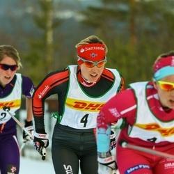Skiing 30 km - Laila Kveli (4)