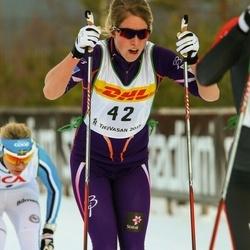 Skiing 30 km - Astrid Øyre Slind (42)