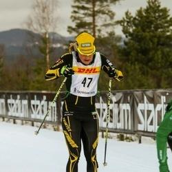 Skiing 30 km - Hanna Falk (47)
