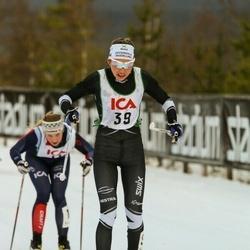Skiing 30 km - Hedda Bångman (39)