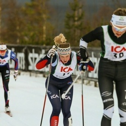 Skiing 30 km - Frida Hallquist (11)