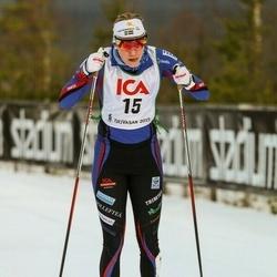 Skiing 30 km - Julia Jansson (15)