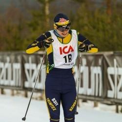 Skiing 30 km - Karin Vemhäll (18)