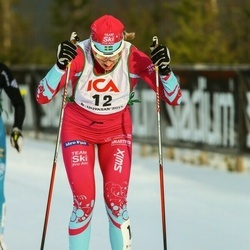 Skiing 30 km - Nina Lintzén (12)