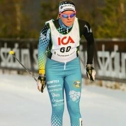 Skiing 30 km - Maria Jonasson (60)