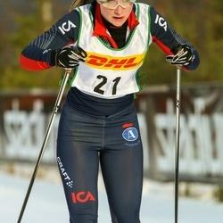 Skiing 30 km - Sara Hallquist (21)