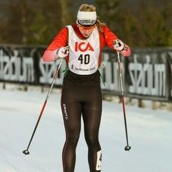 Skiing 30 km - Moa Olsson (40)