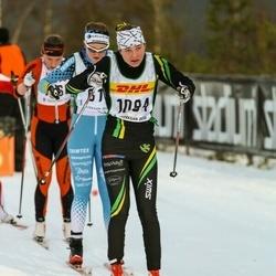 Skiing 30 km - Sara Mangs (1094)