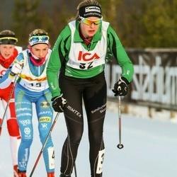 Skiing 30 km - Malin Börjesjö (32)