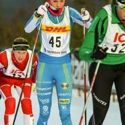 Skiing 30 km - Ida Dahl (45)