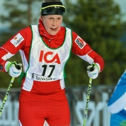 Skiing 30 km - Emma Bergström (17)