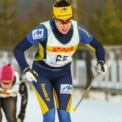 Skiing 30 km - Emma Ivarsson (65)