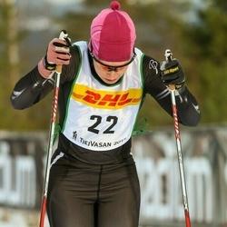 Skiing 30 km - Ulrica Persson (22)