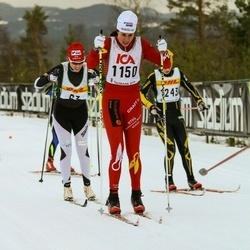 Skiing 30 km - Catharina Ramhult (1150)