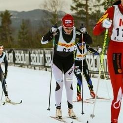 Skiing 30 km - Charlotte Myhre (63)