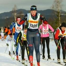 Skiing 30 km - Emma Jonsson (1209)