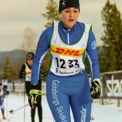 Skiing 30 km - Hilma Markinhuhta (1233)
