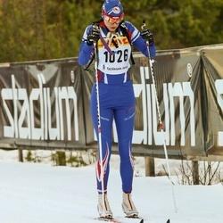 Skiing 30 km - Elin Arvidson (1026)