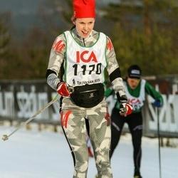Skiing 30 km - Carina Mårlind (1170)