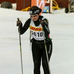 Skiing 30 km - Amanda Fjällberg (3610)