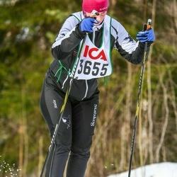 Skiing 30 km - Ada Magnor Skoglund (3655)