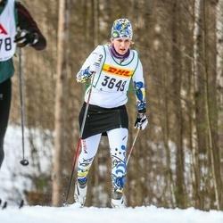 Skiing 30 km - Malin Mattsson (3649)