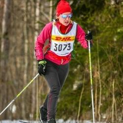 Skiing 30 km - Åsa Svahn (3073)