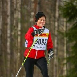 Skiing 30 km - Susanne Sander (3062)