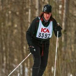 Skiing 30 km - Camilla Nilsson (3392)