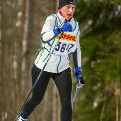Skiing 30 km - Marianne Walsh (3647)
