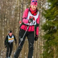 Skiing 30 km - Frøydis Svarva Hørstad (2414)