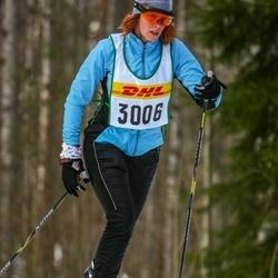 Skiing 30 km - Jenny Berg (3006)