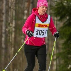 Skiing 30 km - Ulrika Hagekull (3054)