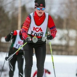 Skiing 30 km - Anna-Siv Blomdahl (3108)