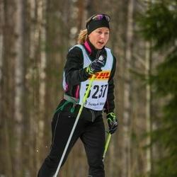 Skiing 30 km - Marie Franzén (3237)