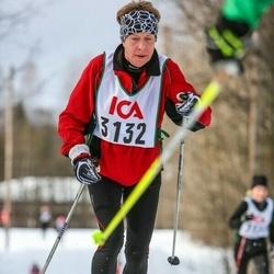 Skiing 30 km - Britt Sandstål (3132)