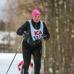 Skiing 30 km - Alexandra Anstrell (3313)