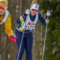 Skiing 30 km - Caroline Lindblad (3171)