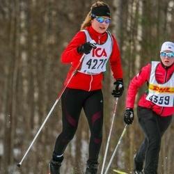 Skiing 30 km - Maja Widell (4270)