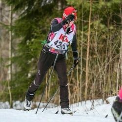 Skiing 30 km - Doris Trueman (4246)