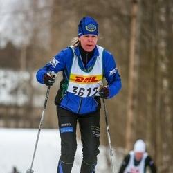 Skiing 30 km - Britt-Marie Nyman (3612)