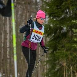 Skiing 30 km - Erja Norström (3038)