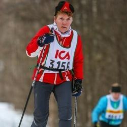 Skiing 30 km - Ellenore Karlborg (3156)