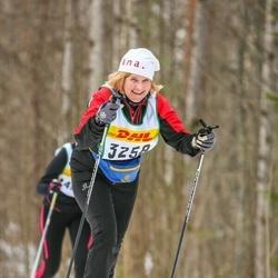 Skiing 30 km - Åsa Albertsson (3258)