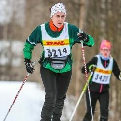 Skiing 30 km - Emelie Åberg (3214)