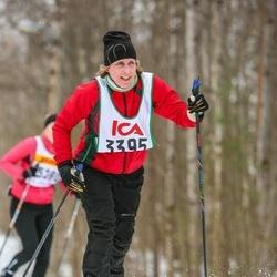 Skiing 30 km - Åsa Engman (3395)